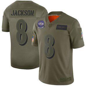 Baltimore Ravens #8 Lamar Jackson